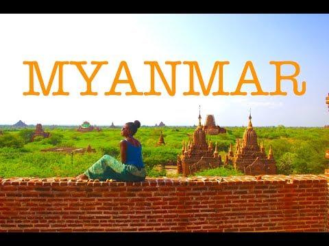 Myanmar (Birmanie) 2017 - Travel - GoPro Hero 5 black HD