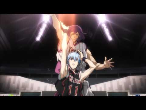 Kuroko no Basket AMV -- My Fight