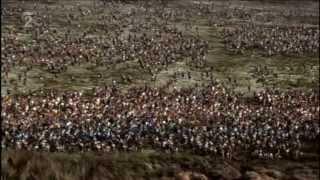 Germáni : Ve znamení kříže