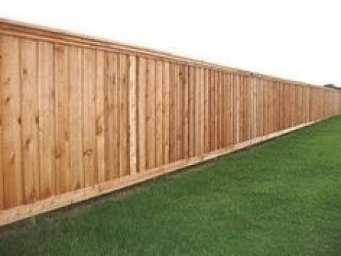 How To Build A Long Privacy Fence The Handyman