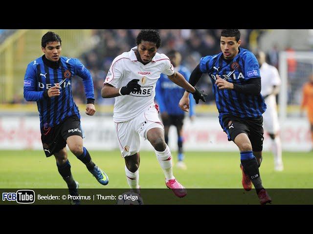 2008-2009 - Jupiler Pro League - 16. Club Brugge - Standard 1-4
