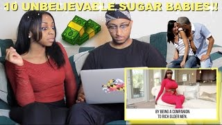 "Couple Reacts : 10 ""Sugar Babies"" You Won't Believe Exist Reaction!!"