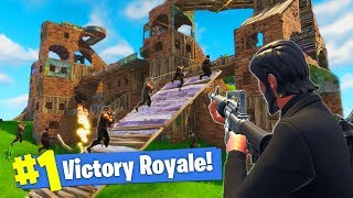 *NEW* MASSIVE 20 PERSON TEAM MODE In Fortnite Battle Royale! thumbnail