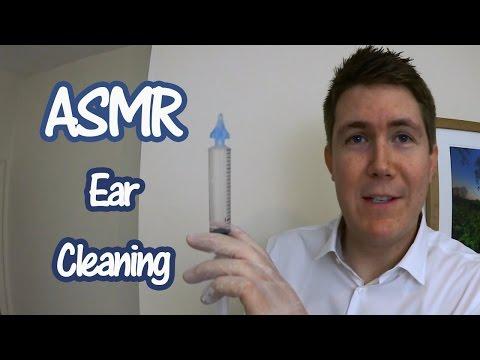 ASMR Ear Cleaning Beauty Break | Binaural 3D Ear Syringe Roleplay | Close Personal Attention
