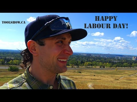 Labour Day Special w/ Fighter Jets! - Tool Show!