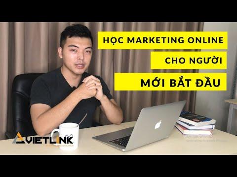 Học marketing online cho người mới bắt đầu - Kinh doanh online phải biết | Tien Ziven