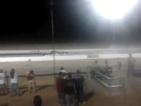 Tucson dragway Landmark Iron truck vs jet car