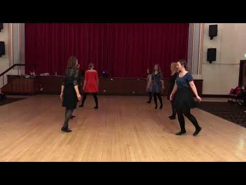 Glasgow Uni Scottish Country Dance Display 2017
