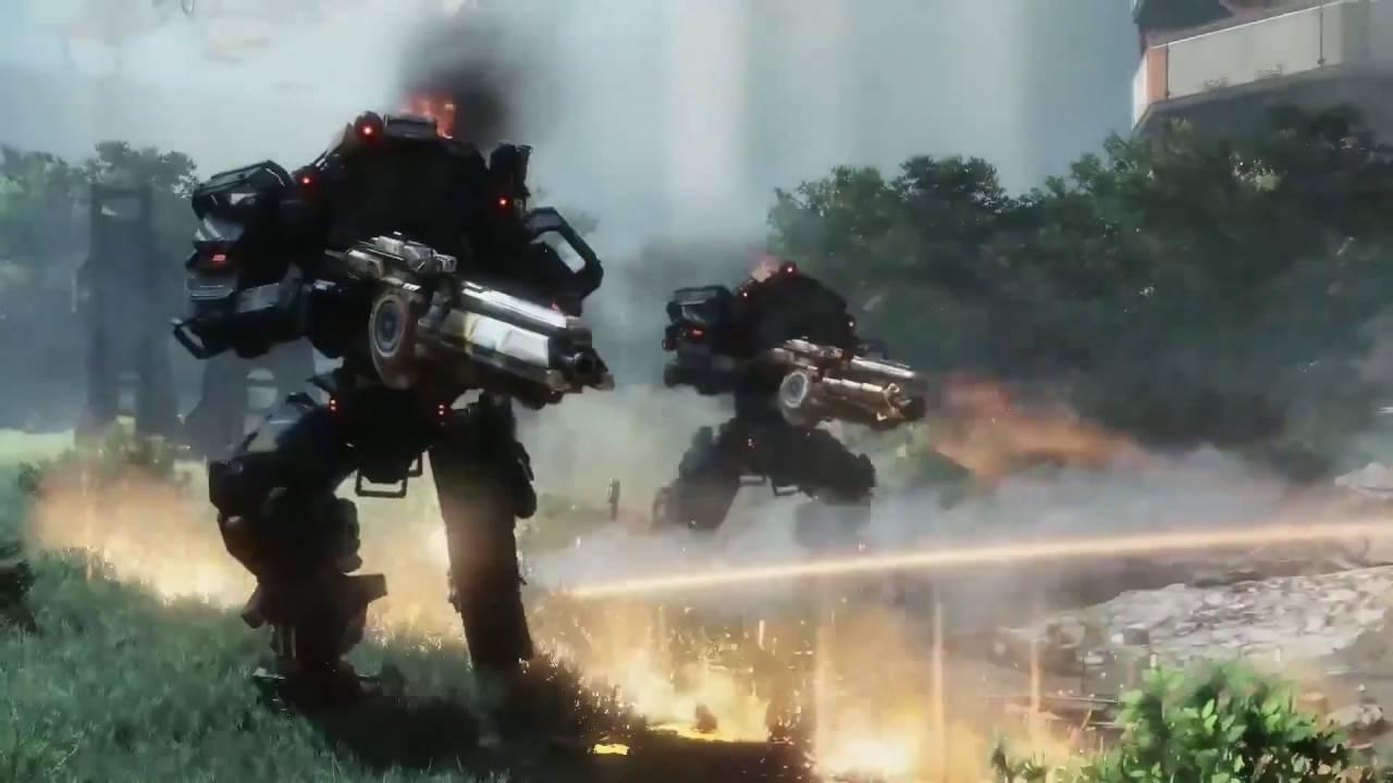 Titanfall 2 Multiplayer Gamescom 2016 Gameplay Trailer ...