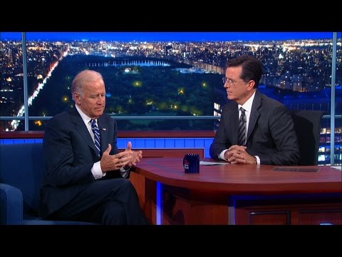 Vice President Joe Biden Interview, Part 2
