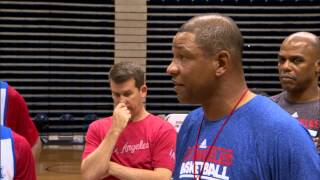 Doc rivers: the missing link for the clippers!