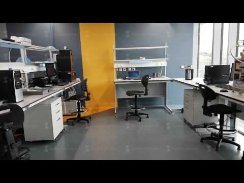 Interior a new laboratory for the study of shale oil fields
