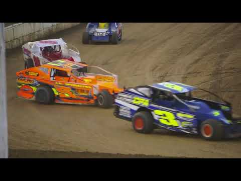 Second Heat -Crate Sportsman 9/1/2018, Pit View, Woodhull Raceway