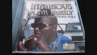 Infamous Playa Family - Str8 Up Playa 1999 Houston TX