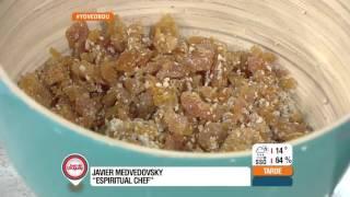 "Buen día Uruguay - ""Espiritual Chef"" 27 de Abril de 2016"