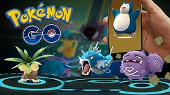 Relaxo aus Ei + Kokowei und Garados entwickeln • Pokemon Go deutsch