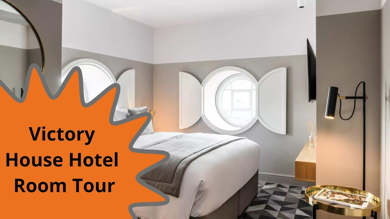 Victory House London Hotel Tour **2019**