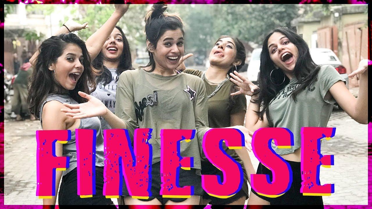 #FinesseFridays with Shalmali Kholgade & Squad   Bruno Mars ft. Cardi