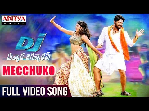 Mecchuko Full Video Song | DJ Full Video...