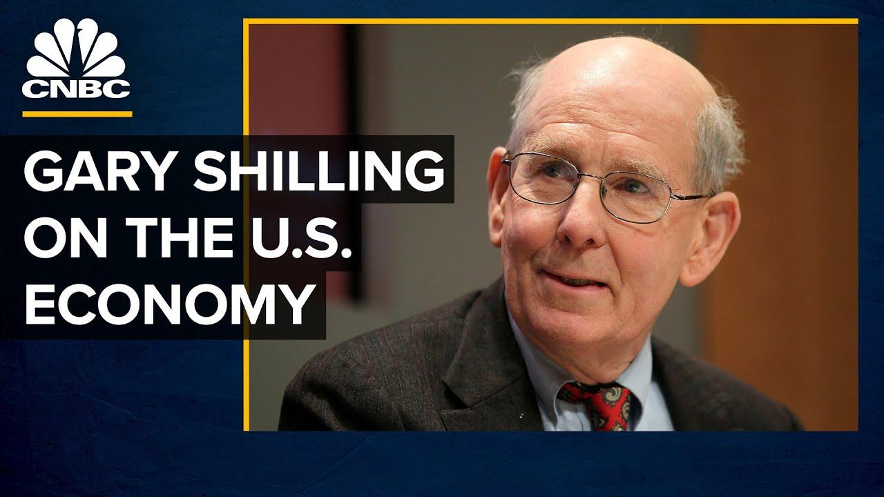 Gary Shilling: How The U.S. Economy Will Fundamentally Change