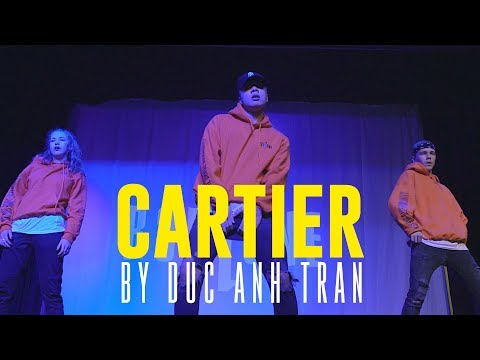 "Dopebwoy ""CARTIER"" Choreography by Duc Anh Tran (Performance)"