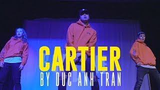 """Dopebwoy """"CARTIER"""" Choreography by Duc Anh Tran (Performance)"""