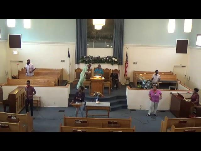 South Calvary MBC Sunday Morning Worship - September 6, 2020
