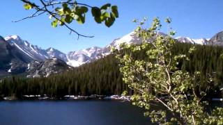 Bear Lake - Rocky Mountain National Park - Wind