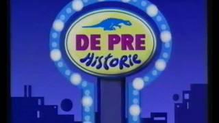 De prehistorie : Inleiding (met muziekje van Duane Eddy)