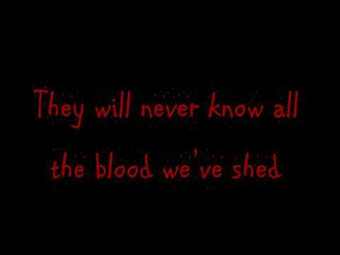scarlet by in this moment lyrics