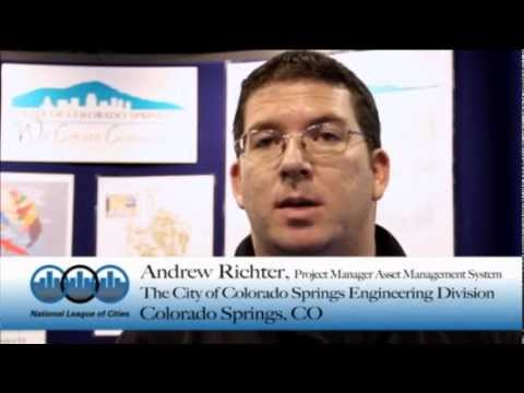 2010 City Showcase: The City of Colorado Springs Engineering Division, Colorado Springs, Colorado