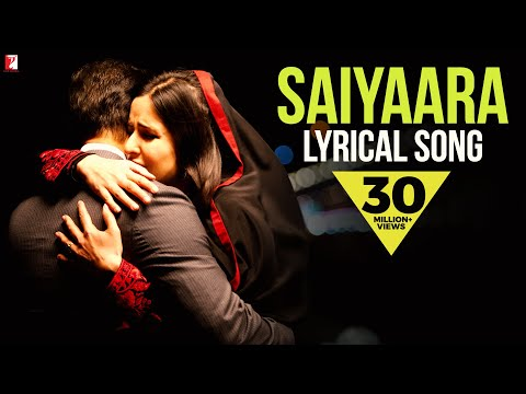 Lyrical: Saiyaara Full Song with Lyrics | Ek Tha Tiger | Salman Khan | Katrina Kaif | Kausar Munir