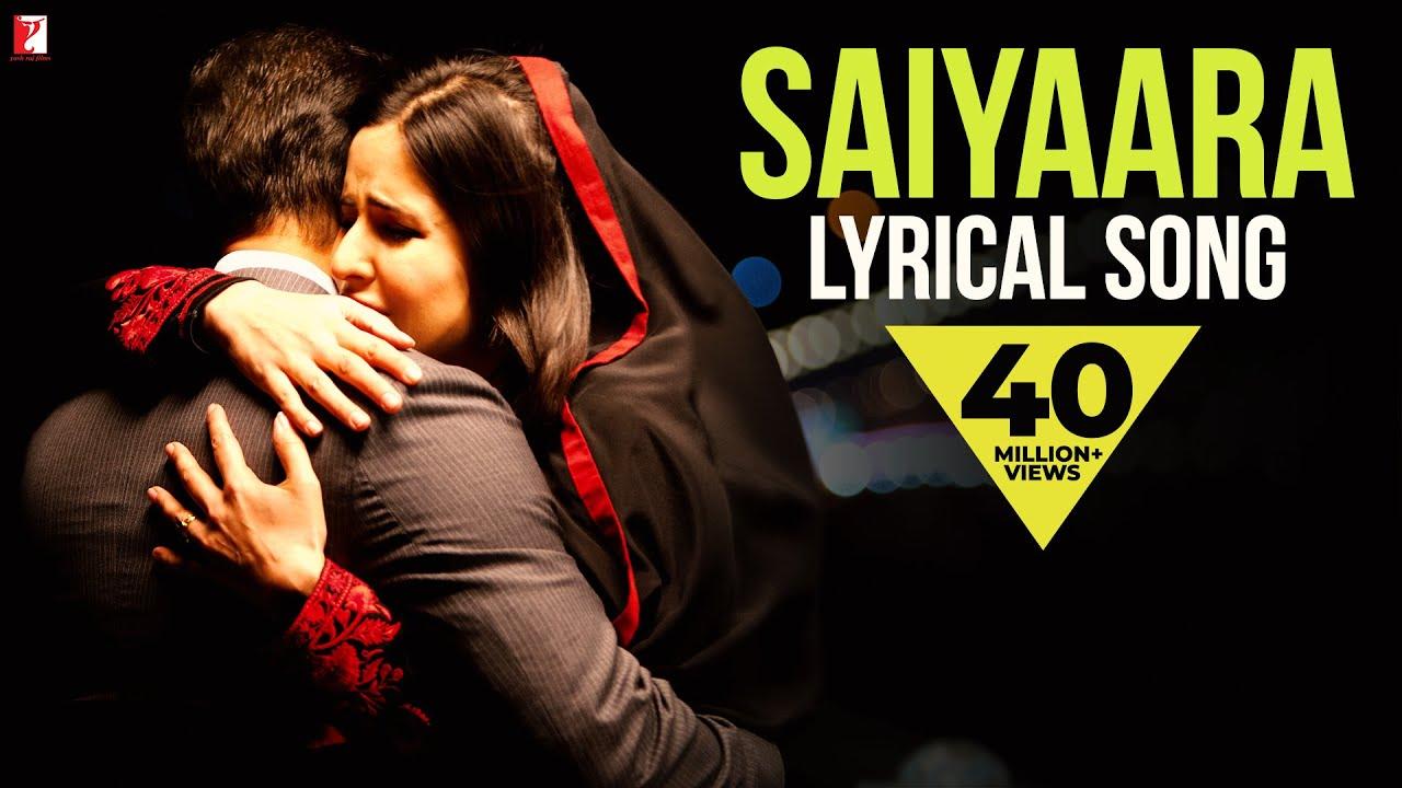 72e223a86043a Lyrical  Saiyaara Full Song with Lyrics