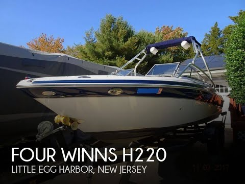 Used 2009 Four Winns H220 for sale in Little Egg Harbor, New Jersey