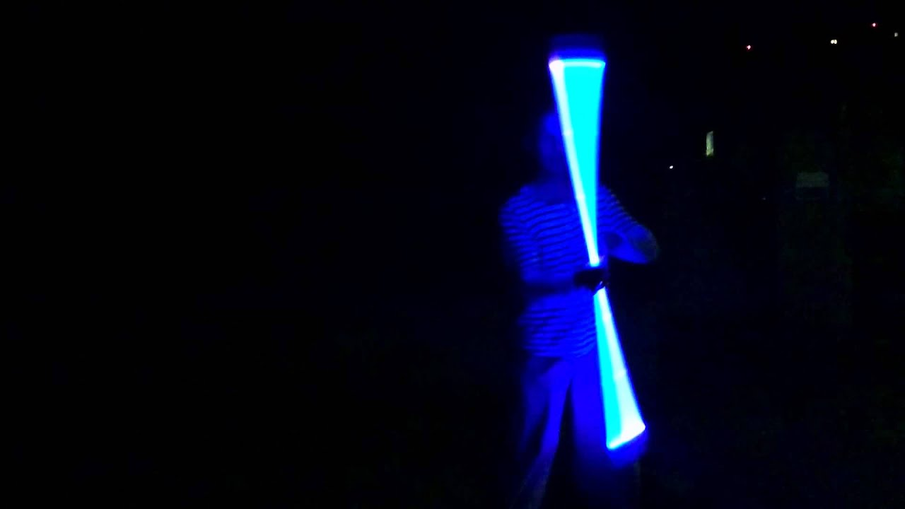 Led Stab Flamare Magica - YouTube
