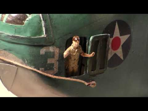FINAL REVEAL  Combat vacuform 1/48  PBM-3D MARINER Video 8