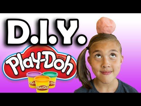 Diy Play Doh Co Ng With Jillian