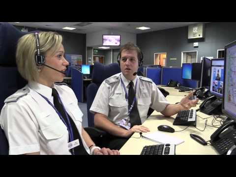 Force Control Room recruitment video