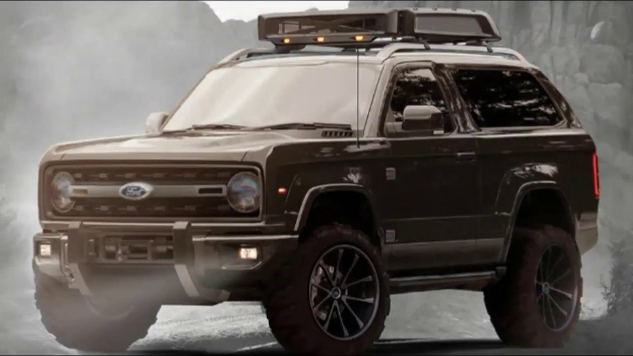New 2020 Ford Bronco Specs and Price - YouTube
