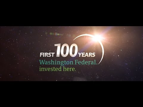 Washington Federal 100 Year Video