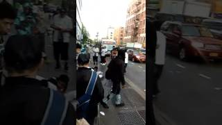 Bloods fighting over clothes & Cell phone charger​ in Harlem