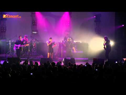 Parov Stelar Band - Booty Swing - LIVE Bucuresti - iConcert.ro