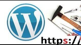Reparar Wordpress después de cambiar la URL en ajustes[Solución]