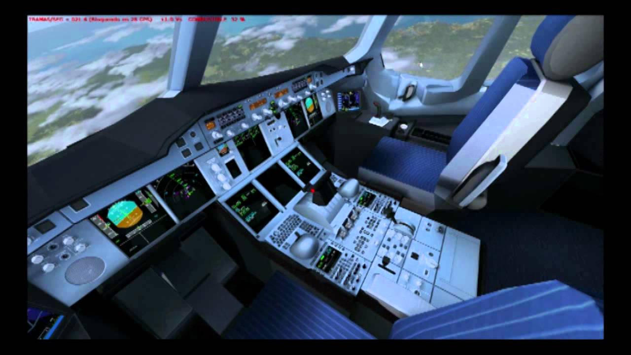 Probamos el A380 freeware de Project Airbus