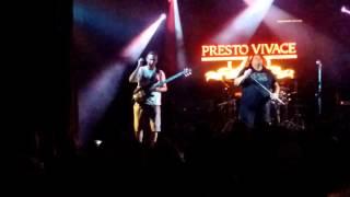 Presto Vivace - Wall Street (Roxy Live - 20 años)