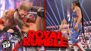 WWE Royal Rumble 2021 Full Show Results & Review | Going In Raw