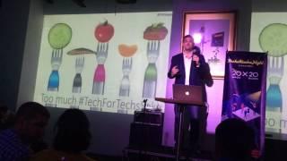 My Love-Hate Relationship with IoT - Pecha Kucha Night Singapore - @CRASingapore