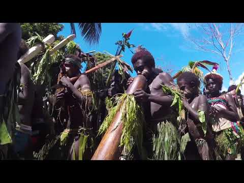 It's all about the People of Bougainville, Papua New Guinea