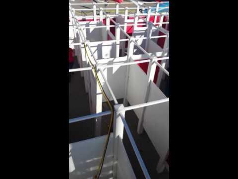 Maze At Tulsa State Fair 2015