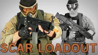 "Airsoft GI - MK16 SCAR Loadout: Tactical Gear Heads with Bob ""The Axe Man"""